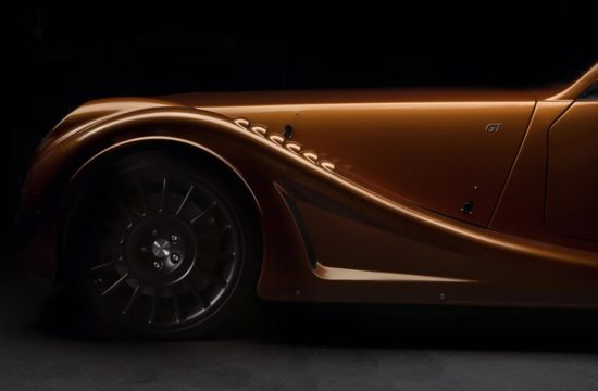 Morgan Aero GT teaser 0 550x360 at Morgan Aero GT Teased as Aero 8s Swan Song