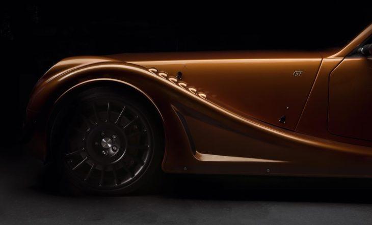 Morgan Aero GT teaser 0 730x442 at Morgan Aero GT Teased as Aero 8s Swan Song