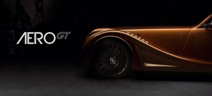 Morgan Aero GT teaser 1 730x331 at Morgan Aero GT Teased as Aero 8s Swan Song