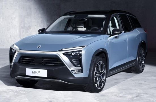 NIO ES8 Electric SUV 1 550x360 at NIO ES8 Electric SUV   Details and Specs