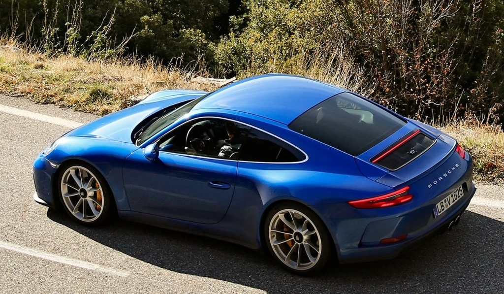 Porsche 911 Gt3 Touring Package 2018 In Depth Look