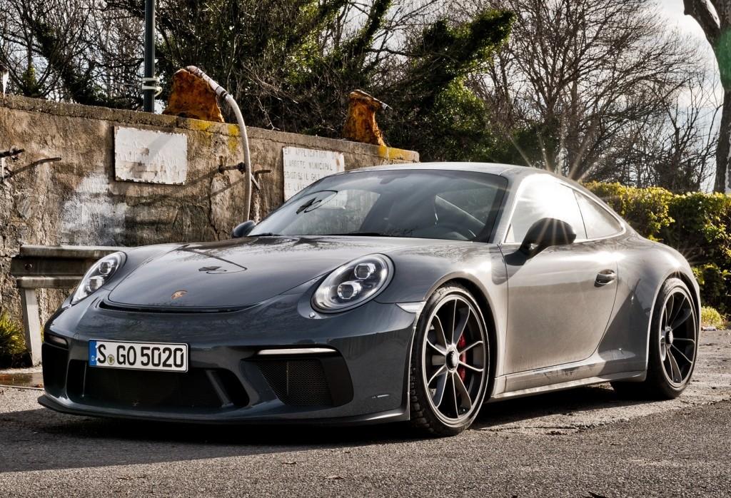 Porsche 911 Gt3 Touring Package 2018 In Depth Look