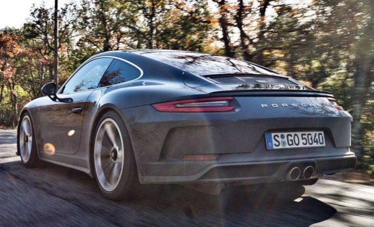 Porsche 911 GT3 Touring Package 3 730x443 at Porsche 911 GT3 Touring Package (2018) In Depth Look