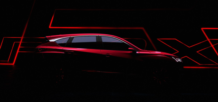 RDX Prototype Teaser 730x344 at All New 2019 Acura RDX to Debut at NAIAS
