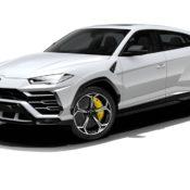 Urus Colors 4 175x175 at Lamborghini Urus Performante Rendered, Configurator Launched