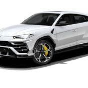 Urus Colors 8 175x175 at Lamborghini Urus Performante Rendered, Configurator Launched