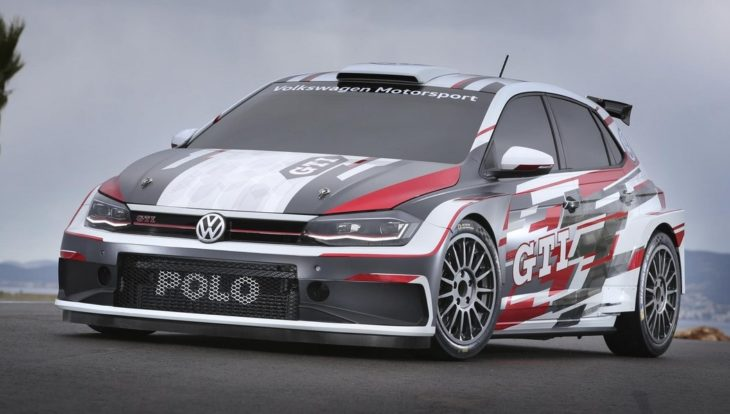 VW Polo GTI R5 1 730x414 at 2018 VW Polo GTI R5 Revealed, Looks Awesome