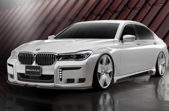 Wald BMW 7 Series 1 550x360 at Wald BMW 7 Series Black Bison G11 and G12