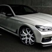 Wald BMW 7 Series 6 175x175 at Wald BMW 7 Series Black Bison G11 and G12