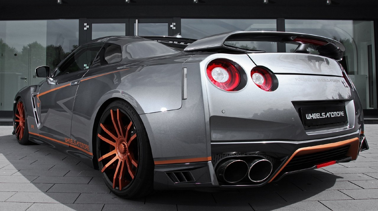 Wheelsandmore Nissan Gt R Quot Crankzilla Quot