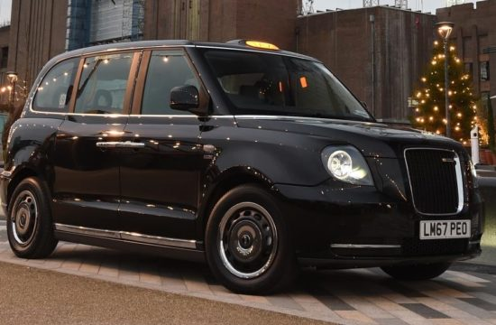 london tqaxi electric 1 550x360 at Electric London Taxi TX eCity   Details and Specs
