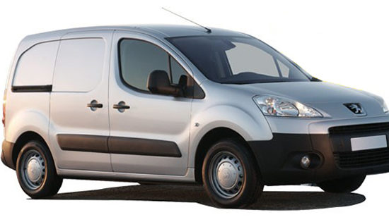 peugeot partner van 550x315 at 4 Reasons to Hire a Van