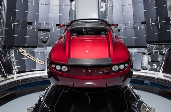 tesla roadster mars 2 550x360 at Elon Musk Is Sending His Tesla Roadster to Mars