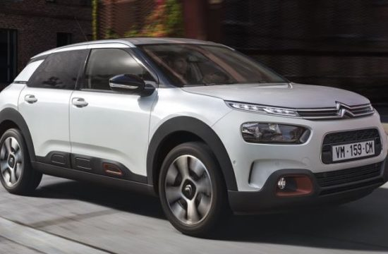 2018 Citroen C4 Cactus 550x360 at 2018 Citroen C4 Cactus Gears Up for UK Launch
