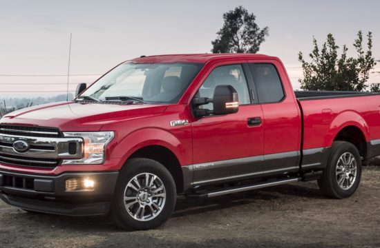 2018 Ford F 150 Power Stroke Diesel 1 550x360 at 2018 Ford F 150 Power Stroke Diesel Promises Good Things
