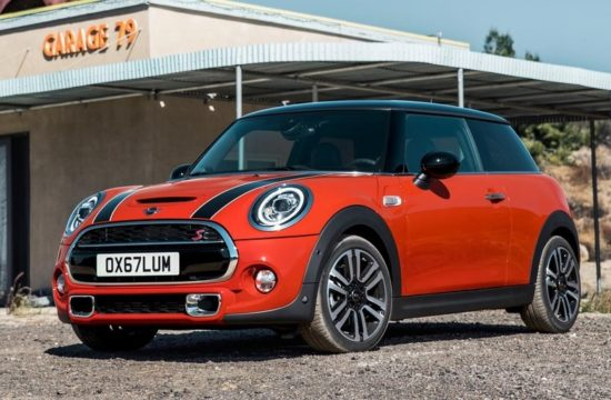 2018 MINI Cooper 1 550x360 at 2018 MINI Cooper Details and Upgrades Revealed