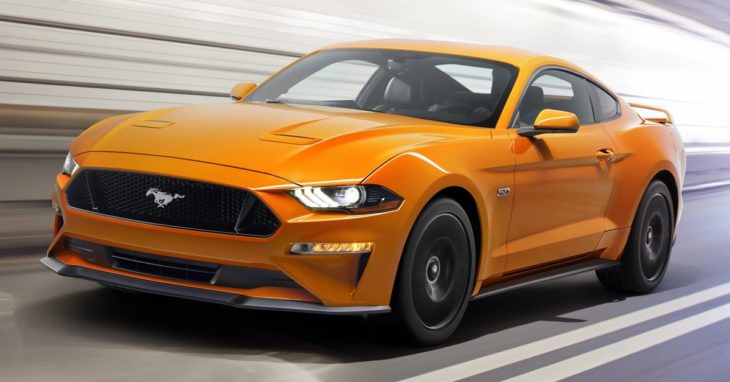 2018 Mustang GT 730x382 at Driving a Sports Car Is Better For You Than Romance, Partying and Sports