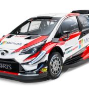 2018 Toyota Yaris WRC 1 175x175 at 2018 Toyota Yaris WRC Rally Car Unveiled