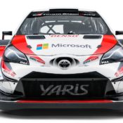 2018 Toyota Yaris WRC 2 175x175 at 2018 Toyota Yaris WRC Rally Car Unveiled