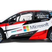 2018 Toyota Yaris WRC 3 175x175 at 2018 Toyota Yaris WRC Rally Car Unveiled