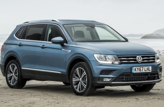 2018 VW Tiguan Allspace 0 550x360 at 2018 VW Tiguan Allspace   UK Pricing and Specs