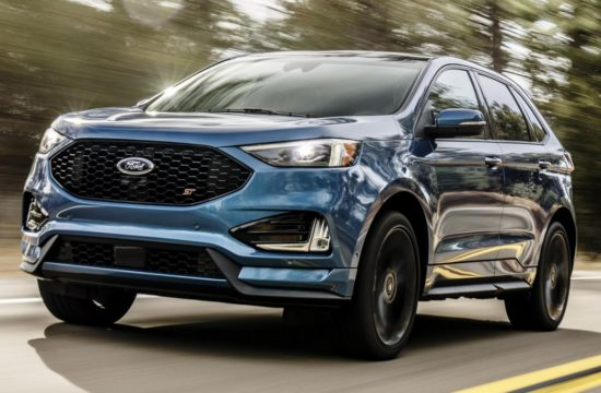 2019 Ford Edge ST 0 550x360 at 2019 Ford Edge ST Unveiled with 335 Horsepower