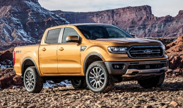 2019 Ford Ranger 1 730x431 at 2019 Ford Ranger Revealed with New Looks, More Tech