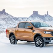 2019 Ford Ranger 3 175x175 at 2019 Ford Ranger Revealed with New Looks, More Tech
