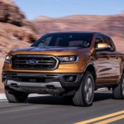 2019 Ford Ranger 5 175x175 at 2019 Ford Ranger Revealed with New Looks, More Tech