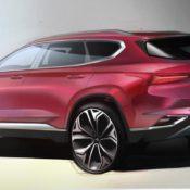 2019 Hyundai Santa Fe render2 175x175 at 2019 Hyundai Santa Fe Revealed in First Commercial