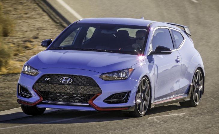 2019 Hyundai Veloster N 0 730x448 at 2019 Hyundai Veloster N Revealed with 275 hp