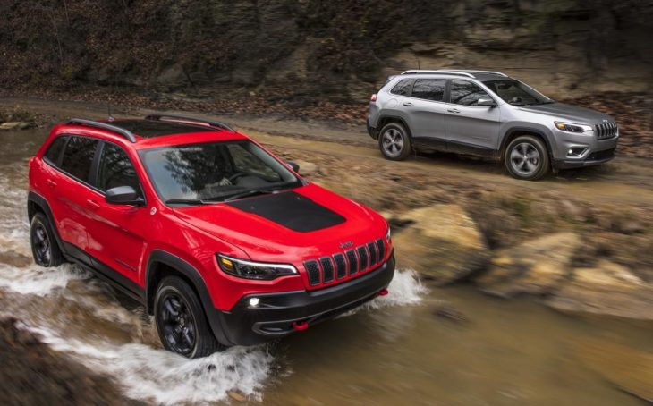 2019 Jeep Cherokee 1 730x454 at 2019 Jeep Cherokee Is Still Ugly, But More Premium