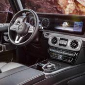 2019 Mercedes G Class 10 1 175x175 at 2019 Mercedes G Class Goes Official in Detroit