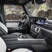 2019 Mercedes G Class Interior 2 175x175 at 2019 Mercedes G Class   First Official Details and Pictures
