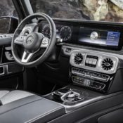 2019 Mercedes G Class Interior 4 175x175 at 2019 Mercedes G Class   First Official Details and Pictures