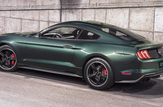 2019 Mustang Bullitt 2 1 550x360 at First 2019 Ford Mustang Bullitt Headed for Auction