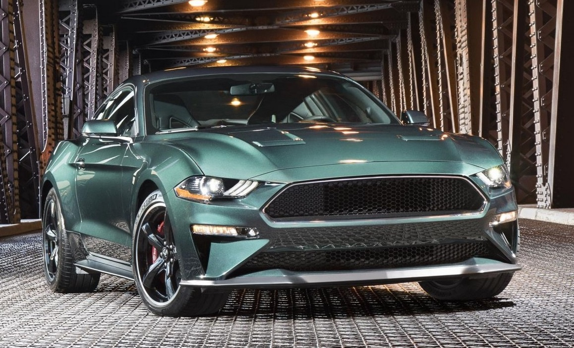 Ferrari Salvage For Sale >> 2019 Ford Mustang Bullitt Is an Homage to McQueen