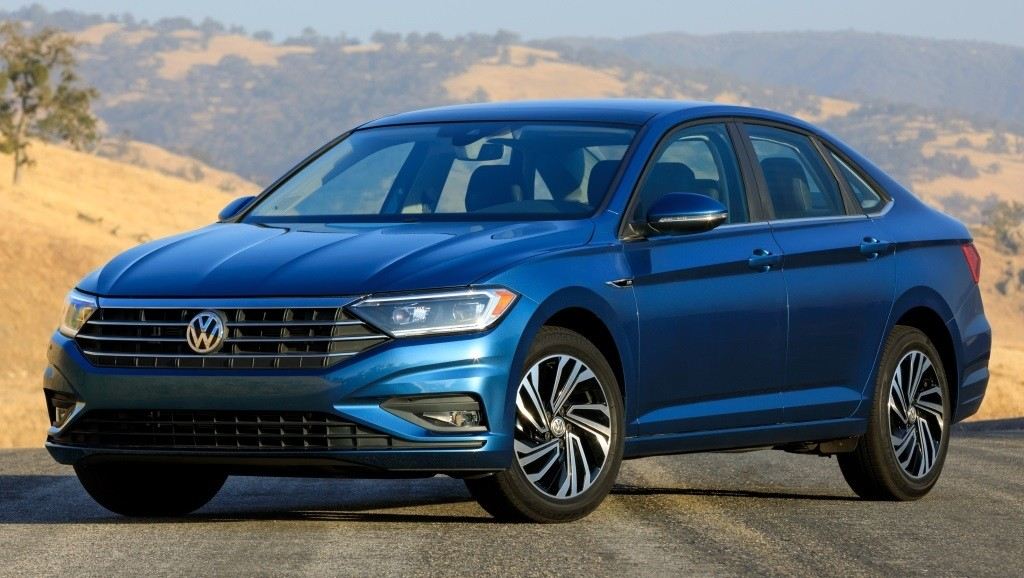 2019 volkswagen jetta unveiled priced from 18 545. Black Bedroom Furniture Sets. Home Design Ideas