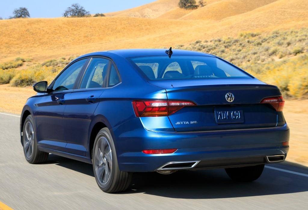 2019 Volkswagen Jetta Unveiled, Priced from $18,545