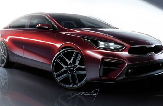2019 kia forte preview 1 550x360 at 2019 Kia Forte Previewed Ahead of NAIAS Debut