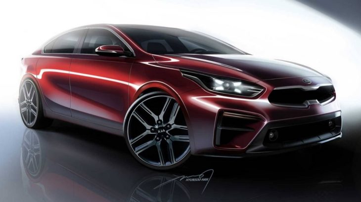 2019 kia forte preview 1 730x409 at 2019 Kia Forte Previewed Ahead of NAIAS Debut