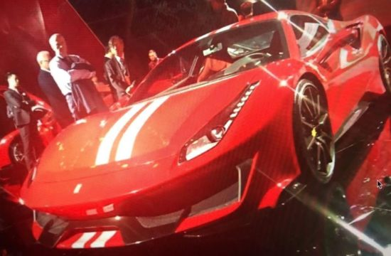 488 gto 550x360 at 2019 Ferrari 488 GTO   First Pictures and Specs Leaked