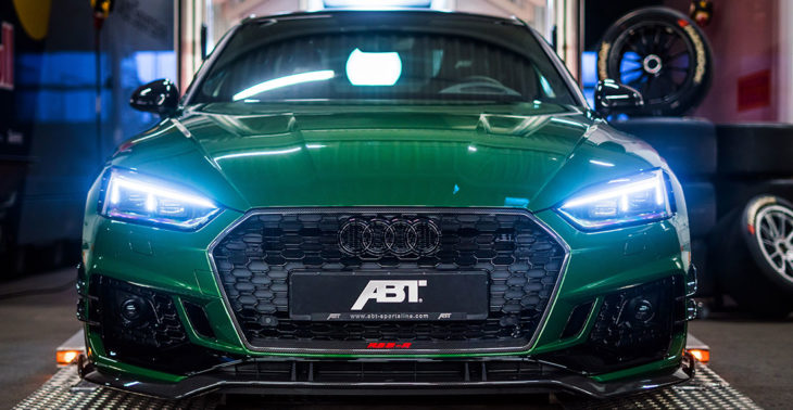 ABT Audi RS5 R 1 730x378 at ABT Audi RS5 R Looks Sweet, Has 530 hp