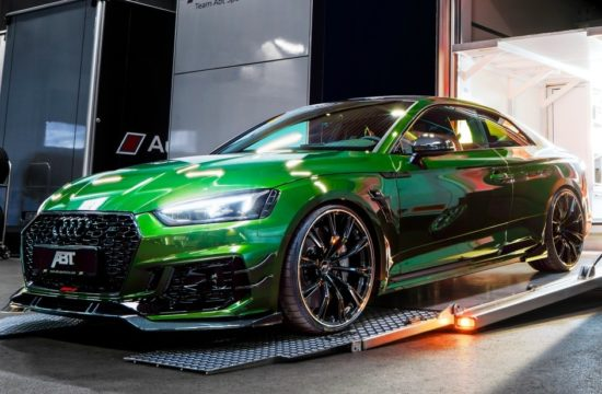 ABT Audi RS5 R 14 550x360 at ABT Audi RS5 R Looks Sweet, Has 530 hp