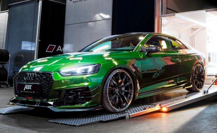 ABT Audi RS5 R 14 730x450 at ABT Audi RS5 R Looks Sweet, Has 530 hp