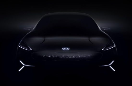 All Electric Kia Concept 1 550x360 at New Kia EV Concept Teased for CES 2018