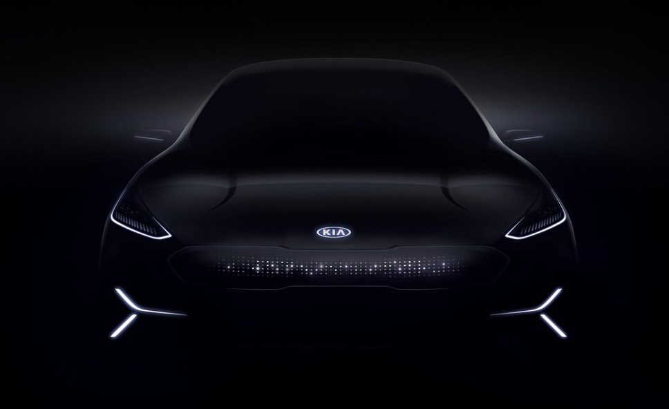New Kia Ev Concept Teased For Ces 2018