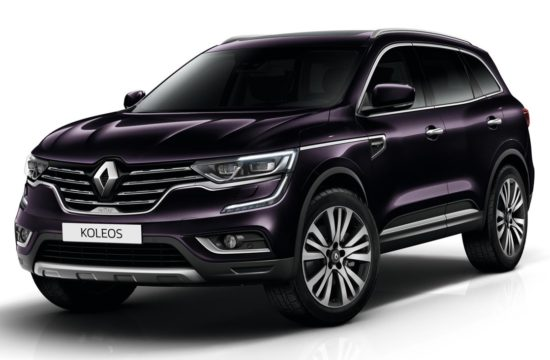 All New Renault Koleos even more refined with new Initiale Paris version 1 550x360 at 2018 Renault Koleos Initiale Paris Launches in UK