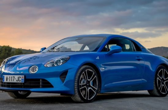 Alpine A110 Named Most Beautiful Car of 2017 1 550x360 at Alpine A110 Named Most Beautiful Car of 2017