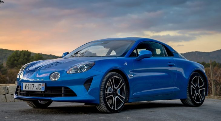 Alpine A110 Named Most Beautiful Car of 2017 1 730x399 at Alpine A110 Named Most Beautiful Car of 2017
